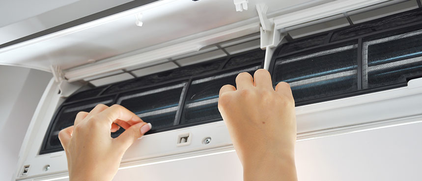 The 5 Easy Steps You Can Do To Clean Your AC Unit at Home or Office!