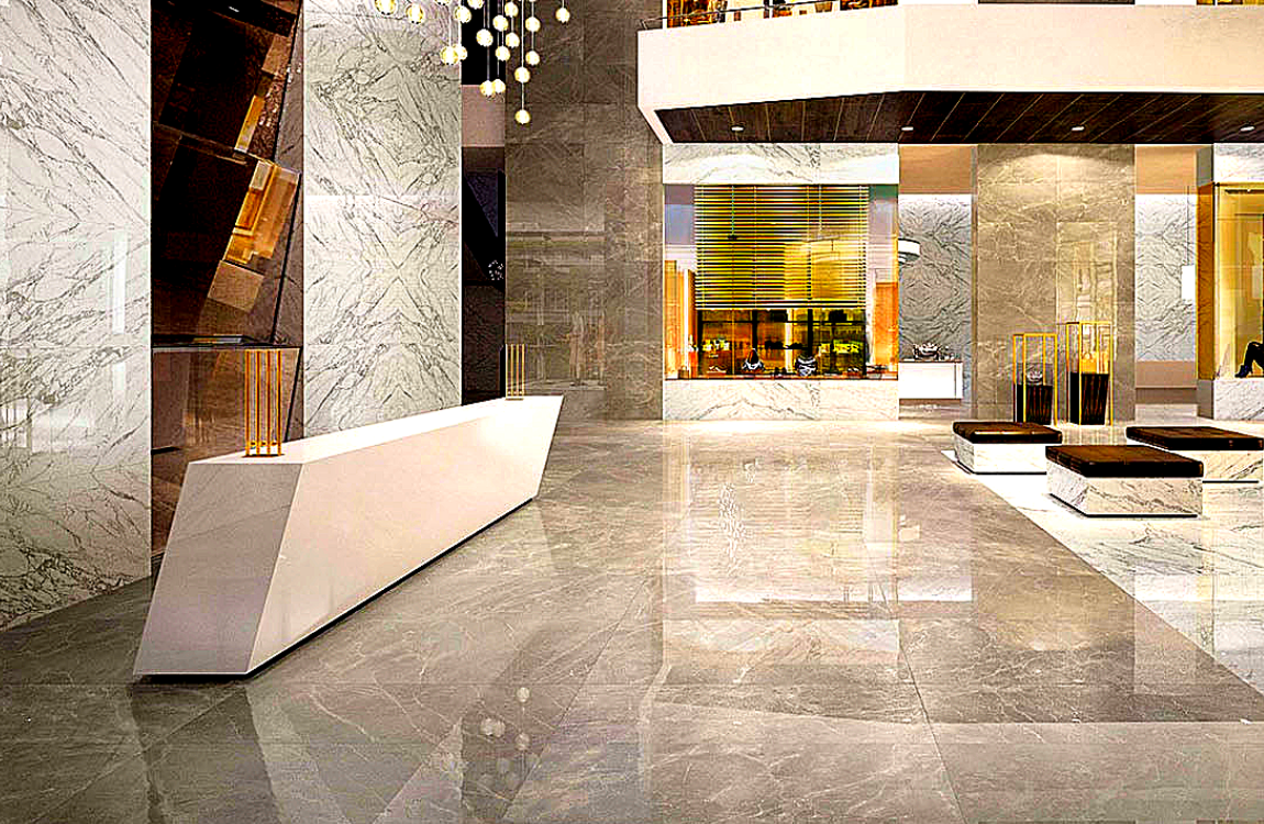 Keep Your Marble Tiles Alluring